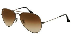 lunette ray ban aviator marron