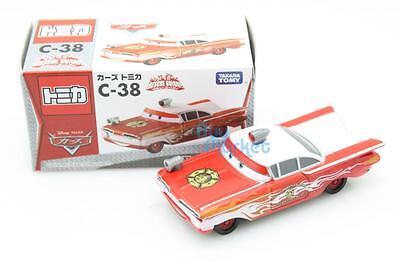 Takara Tomy Tomica Disney CARS 2 C-38 Rescue Go!Go! Ramone Truck Diecast Toy Car