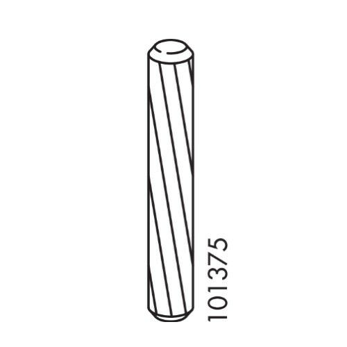10x Ikea Wood Dowel Replacement Wooden Stick Plug 5mm x 30mm   Part # 101375