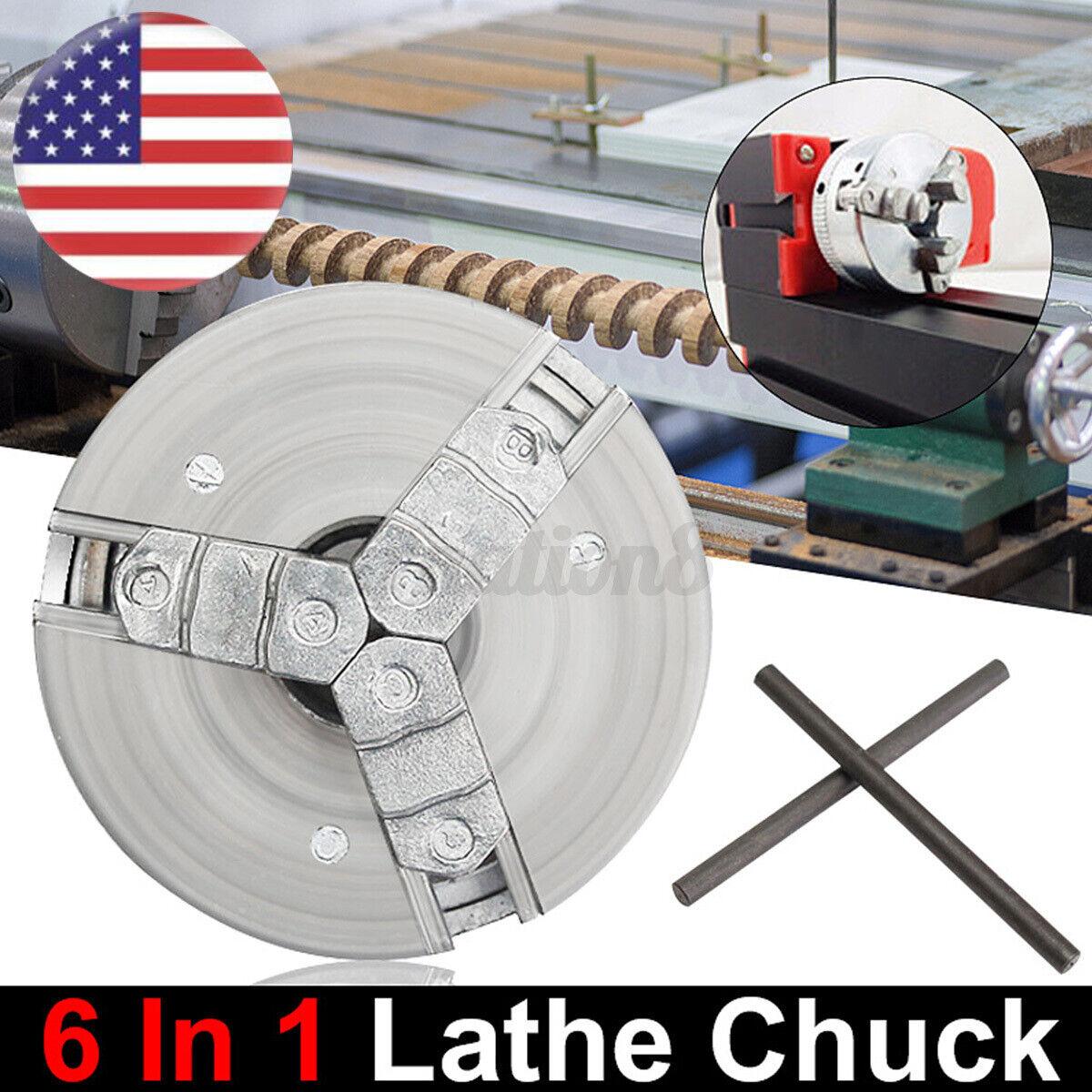 CSJ-CSJ Scroll Chuck K01-50 50mm High Hardness Scroll Manual Chuck ...