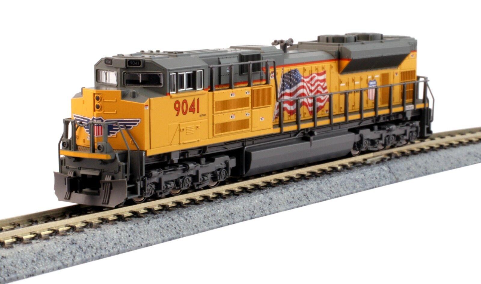 muchas concesiones Escala N-Kato 176-8520 Locomotora de Union Pacific SD70ACe  9041 9041 9041 Dcc Listo  hasta un 50% de descuento