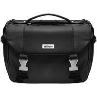 Nikon Deluxe Digital Slr Camera Case - Gadget Bag - Brand - Free Shipping