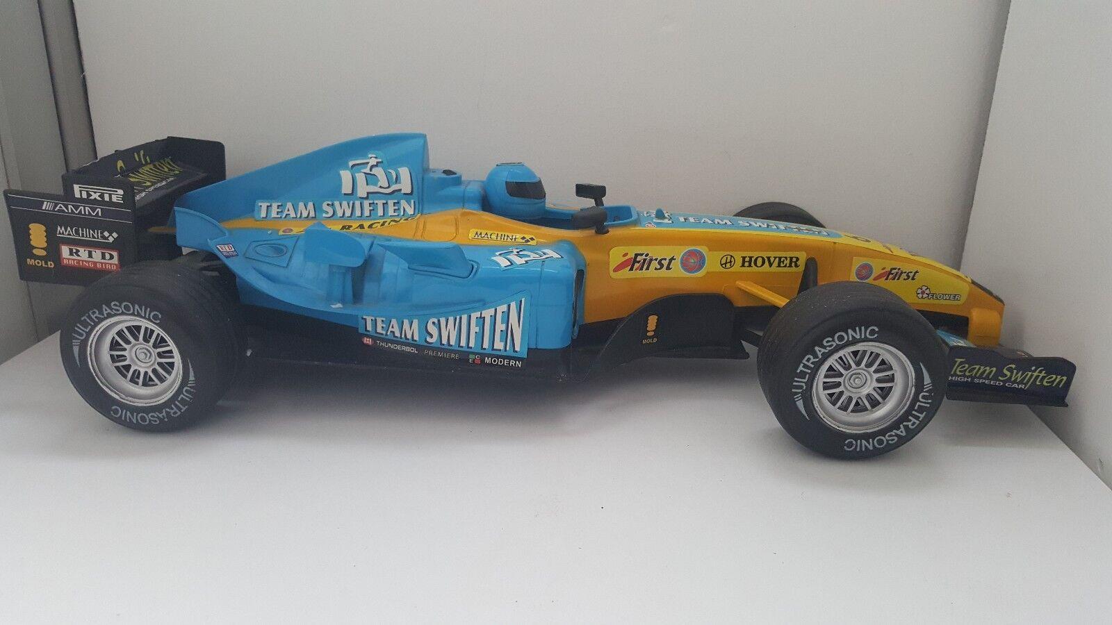 Grande voiture Formule 1 miniature à friction friction friction (45 cm) f3e9f4
