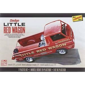 Lindberg-Little-Red-Wagon-wheelstander-1-25-scale-model-car-kit-new-115