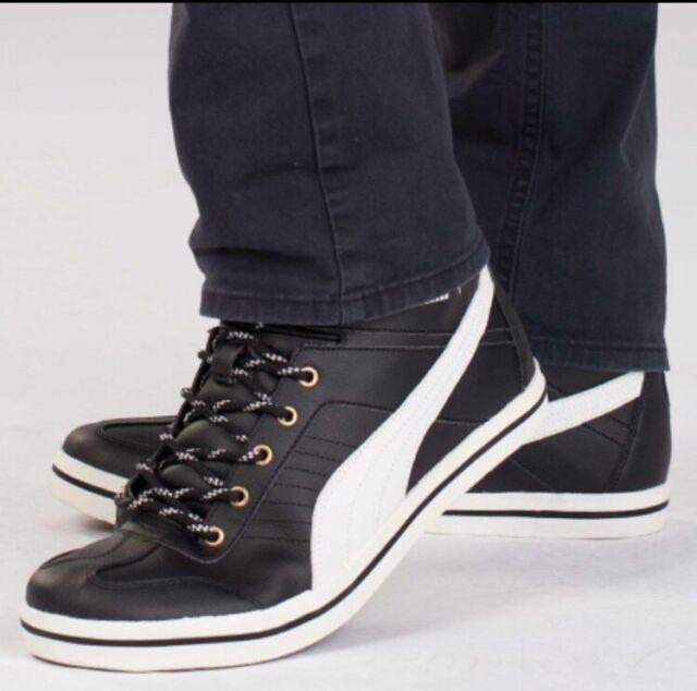 Puma tatau sneaker Stiefel Größe:EU:44,5/US:11/UK:10/CM29 wert: schwarz/schwarz