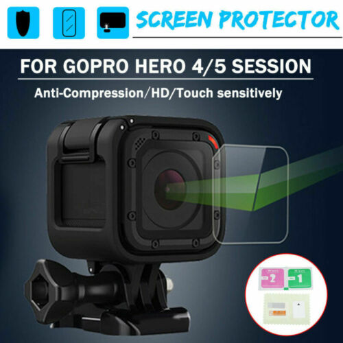 3PCS Explosion-proof Lens Screen Protector Protection For Gopro Hero 5 Session