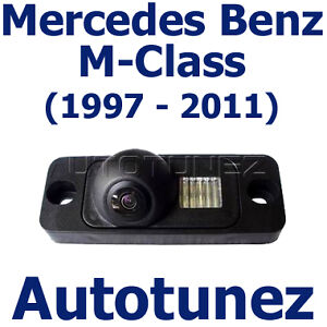 Car reverse rear view parking backup camera mercedes benz for Mercedes benz official accessories