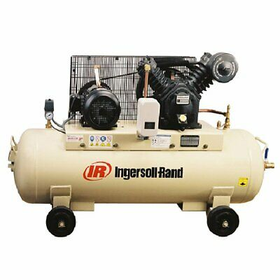 Business & Industrial Adaptable Ingersoll Rand 5.5hp 2-stage Electric Reciprocating Air Compressor 2475k5/12 Matching In Colour Hydraulics, Pneumatics, Pumps & Plumbing