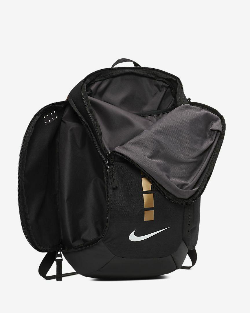 Nike Hoops Elite Pro Basketball Rucksack 38 L oder Nike Hoops Elite Pro Small