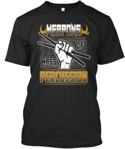 Trendy Weapons Of Mass Percussion Standard Unisex Standard Unisex T-shirt