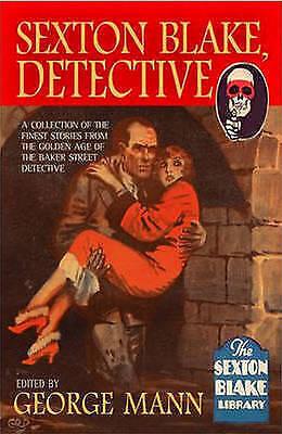 Sexton Blake: Detective-ExLibrary