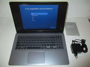 ASUS-VivoBook-S15-S530UF-BQ063T-i5-4x1-60Ghz-256GB-SSD-16GB-Win10-Geforce-MX130