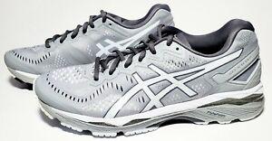 Details about Asics Mens Gel Kayano 23 Midgrey / White, Size 10, Running Shoes, T646N-9601
