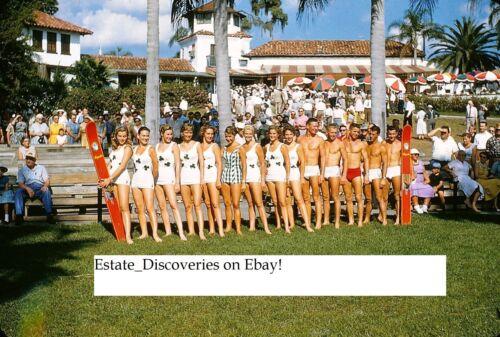 Beaches Lot of Original Photos from Slides on CD 100 Vintage Florida USA Miami