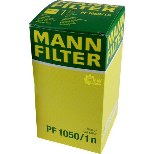 Original MANN-FILTER Ölfilter Oelfilter PF 1050//1 n Oil Filter
