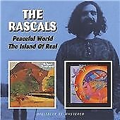 Peaceful World / Island Of Real, The Rascals, Audio CD, New, FREE & FAST Deliver