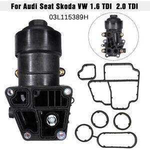 Filtre-a-Huile-pour-Audi-Seat-Skoda-VW-1-6-TDI-2-0-TDI-03L115389H-03L115389C