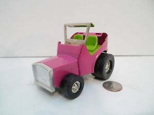 Vintage Topper Zoomer Boomer Race Car Sand Buggy Missing ...