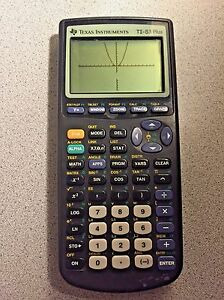 ti 83 plus graphing calculator users guide book instruction manual rh ebay com ti 83 plus graphing calculator user guide ti-83 user manual pdf