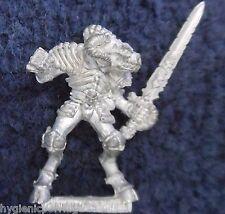 1988 Chaos Champion 0218 15 Citadel Warhammer Army Hordes Evil Fighter Warrior
