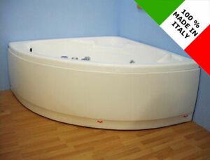 Vasca Da Bagno Angolare 130x130 : Vasca da bagno idromassaggio angolare vasche ebay