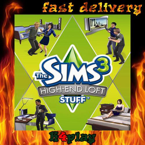 The Sims 3 High End Loft Stuff PC Origin CD Key GLOBAL