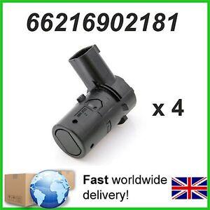 2 X Parking Sensor PDC BMW 520i 525i 530i 535i 540i M4.9 also Diesel 66216902181