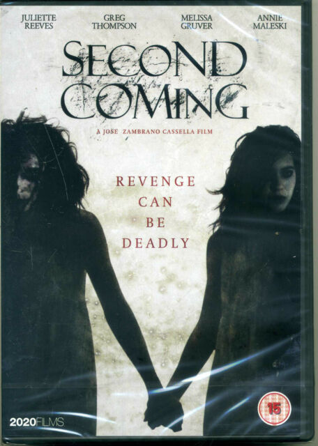 Second Coming Juliette Reeves, Greg Thompson New Sealed  DVD