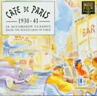 Cafe de Paris: 1930-1941: 24 Accordion Classics by Various Artists (CD, Mar-1993, MCI)