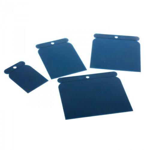 Pas de spatule set plastique flexible plastique isolation pour batiment peinture peintre