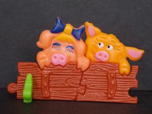 Jouet kinder Puzzle 3D les cochons variante K97 14 France 1996 m0qC8d8h-08031248-777307674