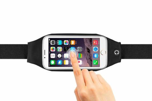 Sports Running Jogging Gym Fitness Exercise Waist Holder Motorola Moto G6 Case