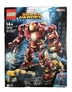 LEGO Marvel Super Heroes The Hulkbuster: Ultron Edition 2018 (76105)
