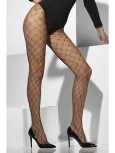 7c3f5521d6a15 Image is loading Diamond-Fishnet-Tights-Ladies-Fishnet-Fancy-Dress-Stockings -
