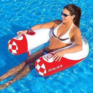 Image Is Loading Noodler 1 Rider Lounge Float Pool Beach Lake