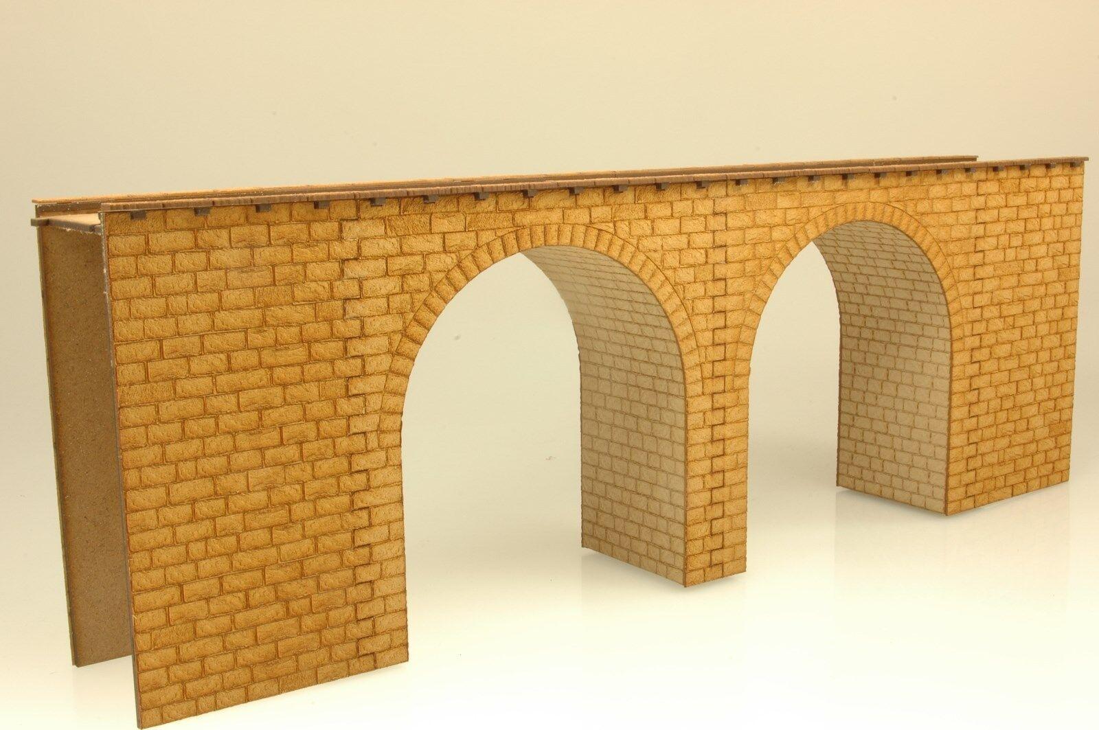 Te-minatur 3680 LASERCUT-Pronto modello viadotto rottura pietra 600 mm traccia 0m