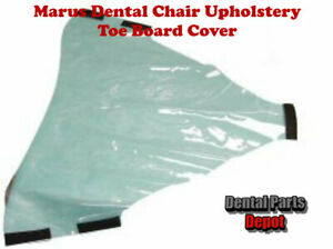 Marus DC1690 & DC1535 Dental Chair Toe Board Cover (DCI #2803)