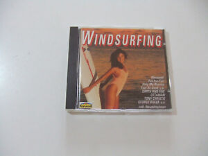 Windsurfing - CD Audio Compilation Stampa GERMANIA 1992 - Italia - Windsurfing - CD Audio Compilation Stampa GERMANIA 1992 - Italia