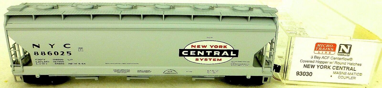 Micro-Treni Line 93030 2-Bay Centro Flow New York Central N 1: 160 x Å