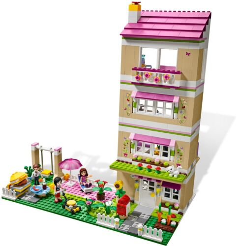 LEGO® Friends 3315 Traumhaus Neu/_ Olivia/'s House NEW/_ La Villa/_ La villetta