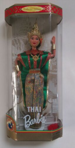 Thai BARBIE 1997 DOLLS OF THE WORLD COLLECTOR EDITION Thailand 18561 Mattel