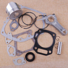 Piston & Pin & Circlip & Ring & Oil Seal & Gasket fit Honda GX160 5.5HP Engine