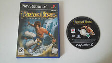 PRINCE OF PERSIA LES SABLES DU TEMPS - SONY PLAYSTATION 2 - JEU PS2