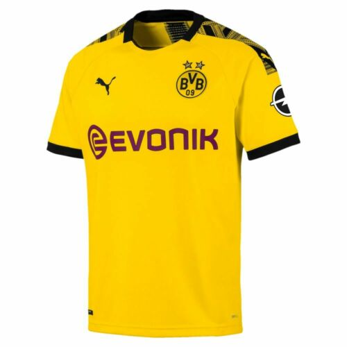 Puma Borussia Dortmund BVB Heimtrikot 2019 2020 Home Trikot Sponsor Logo Kinder