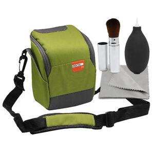 Camera-Bag-Case-w-Cleaning-Kit-for-Panasonic-GX85-GX80-GF9-GF8-LX100-G7-GX7-GX8