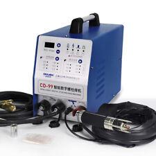 220v Capacitor Discharge Stud Welder Bolt Plate Welding Machine M3 M10 Studs