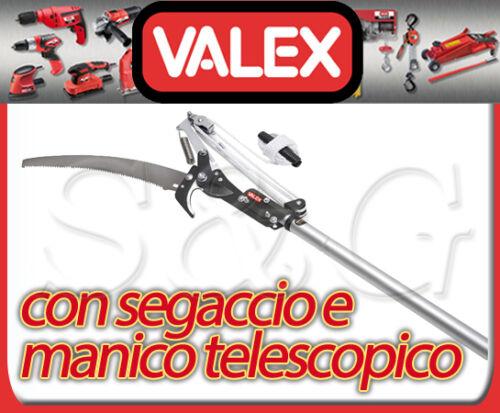SVETTATOIO CON SEGACCIO E MANICO TELESCOPICO 3,6 METRI VALEX 1486253