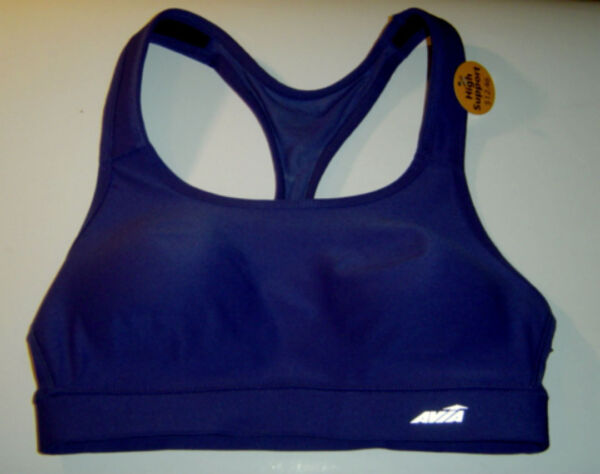 5083ce3907 Avia Women s Active High Impact Molded Cup Sports Bra NWT