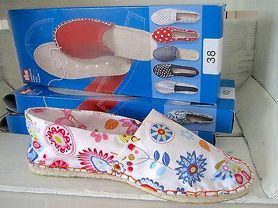 Prym Suelas para Alpargatas, talla 32-44, zapatos de verano selbst machen, DIY