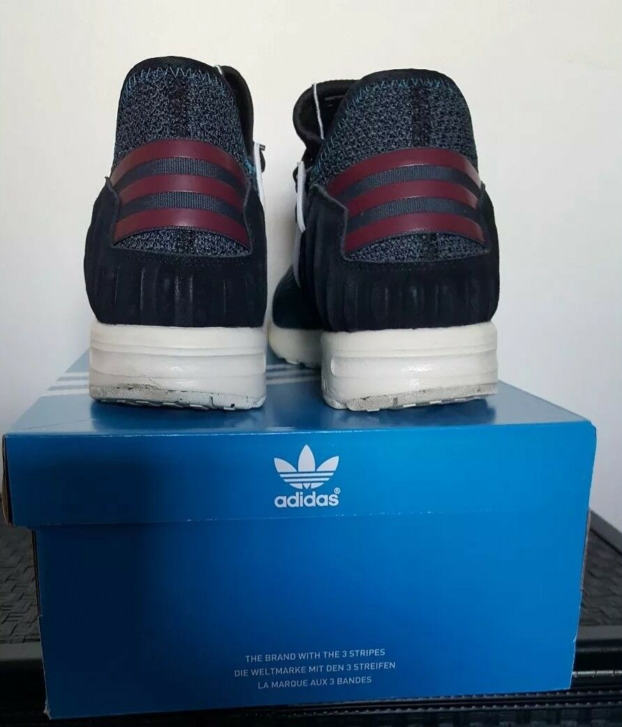 100% authetic - adidas zx - flux - authetic plus, original - box!! c63b0e